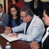 Firman convenio UAEM e ISEM sobre enfermedades mentales malignas