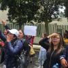 Exigen universitarios frenar violencia y delitos contra estudiantes