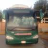 Destrozan y secuestran autobuses estudiantes de Normal de Tenería