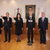 Trabajo, Turismo y Desarrollo Agropecuario los primeros cambios en el gabinete de Alfredo del Mazo