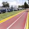 Concluye Toluca rehabilitación de 552 metros de camellón en avenida López Portillo