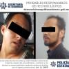 Ex custodio relacionado con fraude es detenido en Metepec
