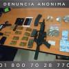 Capturan peligroso sujeto presunto líder de red de narcotráfico y homicida