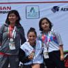 Atletas mexiquenses logran tercer lugar en Paralimpiada Nacional