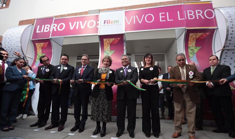 Arranca la Feria del Libro del Estado de México