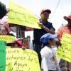 Exigen damnificados a nuevos diputados apoyo para San Mateo Atenco