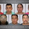 Pasarán 70 años en prisión estos secuestradores