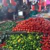 Sube precio de verduras por intensas lluvias y festejos patrios