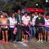 Corrieron en Almoloya de Juárez a favor de la lucha contra el cáncer de mama