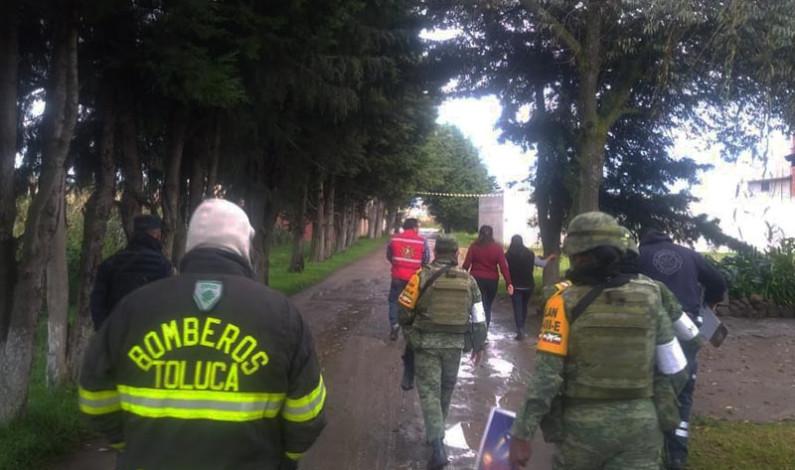 Atiende Toluca contingencia por contaminación de pozos artesianos