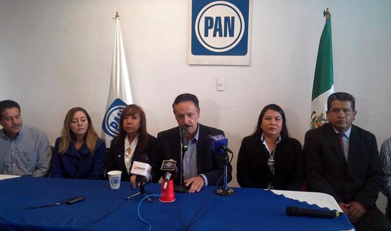 Plantea Durán Reveles devolver el poder a los militantes panistas