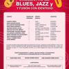 Dan a conocer ganadores del Encuentro de Blues, Jazz y Fusión con Identidad