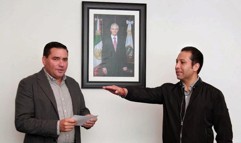 Guillermo Legorreta es nuevo Subsecretario de Educación