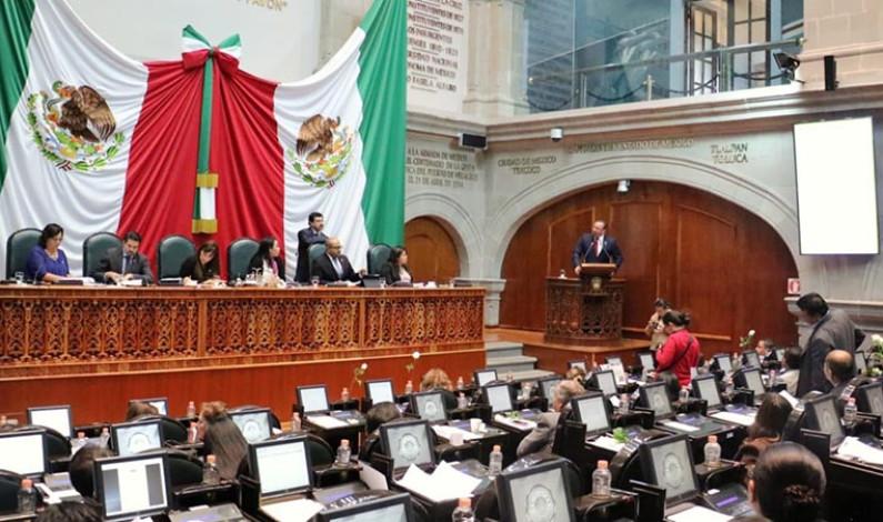 """Pide PRD cambiar el concepto de """"fuero"""" por """"inmunidad constitucional"""""""