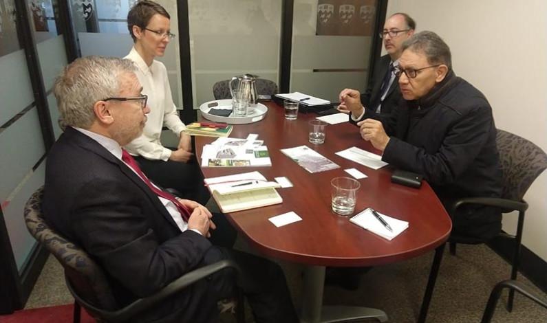 Estrecha relaciones UAEM con las mejores universidades de Canadá