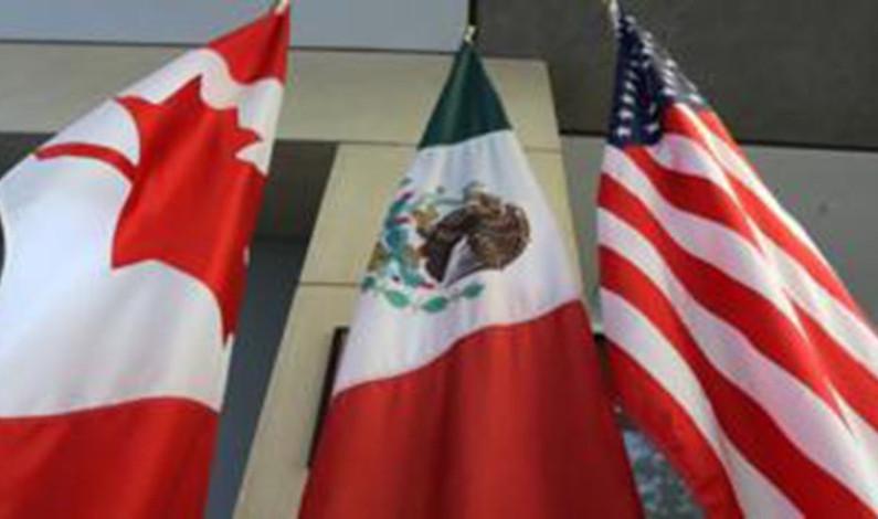 Revive tratado comercial México-Estados Unidos-Canadá