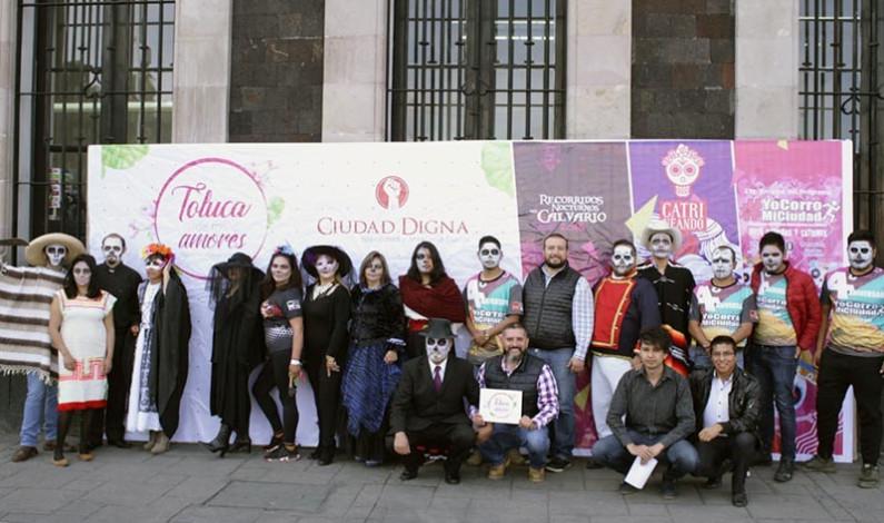 Presentan proyecto cultural Toluca de Mis Amores