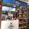 Expone Valle de Bravo en Feria de Pueblos Mágicos