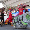 Derrama cultura Valle de Bravo en el Festival de las Almas
