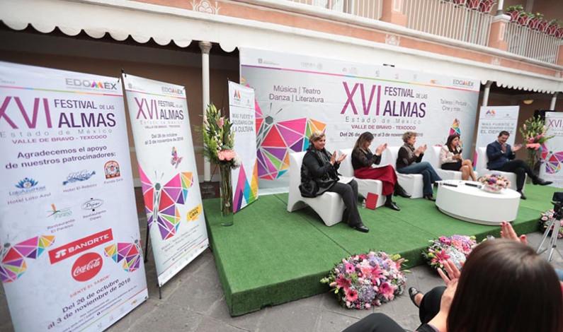 Jarabe de Palo y Caligaris encabezarán el Festival de las Almas