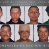 Por homicidio, condenan a siete personas a 43 años de prisión