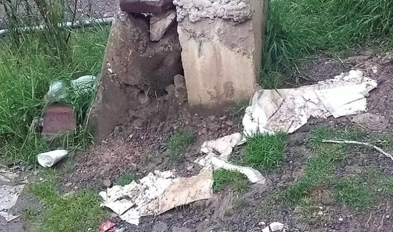 Exigen frenar ecocidio del paraje El Venado, en Huixquilucan, convertido en basurero