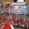 Asegura PGR 38 máquinas tragamonedas en Almoloya de Juárez, San José del Rincón y Atlacomulco
