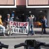 """Seguidores de Santiago Pérez Alvarado """"toman"""" restaurante para boicotear conferencia"""