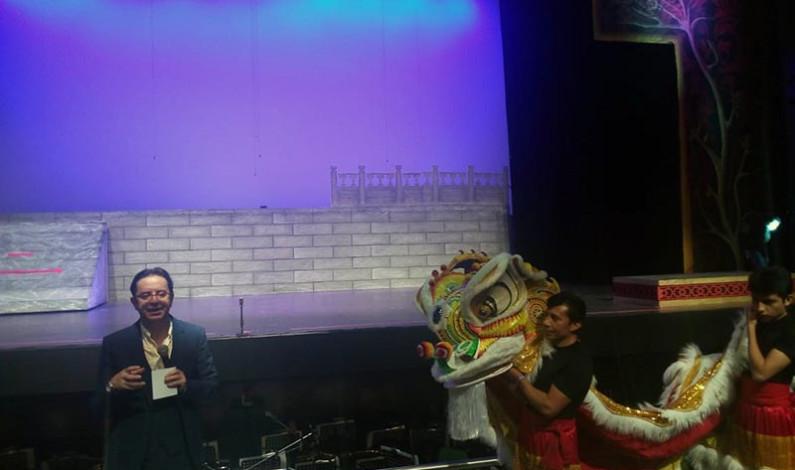 Preparan magna puesta en escena de la ópera Turandot