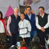 Crea gobierno de Del Mazo 106 mil empleos