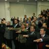 Comprometidos los abogados mexiquenses con un discurso de paz