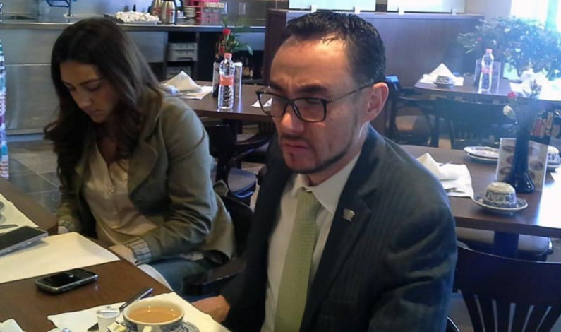 Terrorismo político hunde a la UAEM: Erick Velázquez