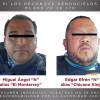Atrapan a El Monterrey y El Chicano por extorsión y homicidio de choferes