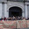 """Felices los servidores públicos por """"muerte"""" de la Ley Issemym"""