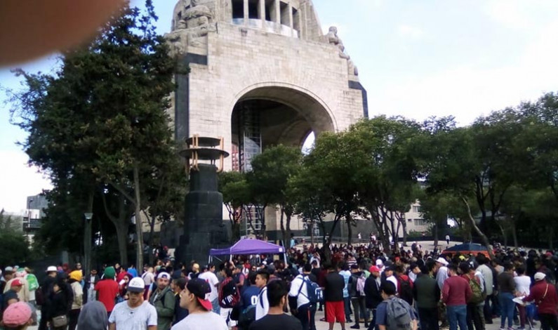 Exigen liberación absoluta del consumo de marihuana en México