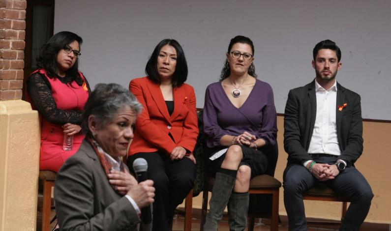Llama Mendoza Mondragón a denunciar violencia contra mujeres