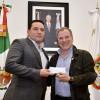 Recibe Cruz Roja Mexicana del Estado de México donativo del Sector Educativo mexiquense
