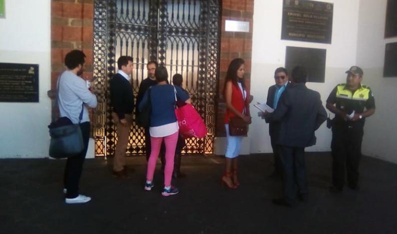 Insiste empresa Hermosa Provincia en cobrar obra que jamás realizó en Toluca