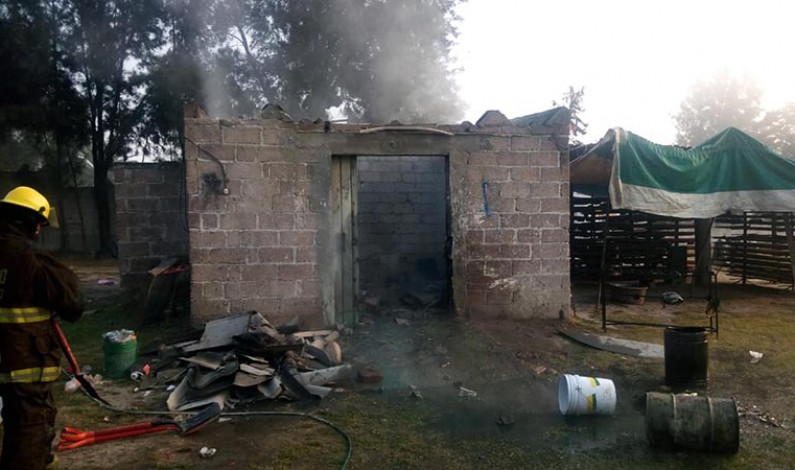 Otra explosión de pirotecnia en Tultepec