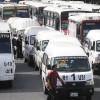 Sacan de circulación 3 mil unidades de transporte irregular