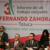 Hereda Zamora municipio dinámico y con finanzas públicas sanas