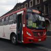 Operan transporte público sujetos con antecedentes penales