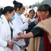 Protegen del frío a 2 mil 132 familias de comunidades serranas