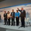 Se compromete Jorge Inzunza a ser oposición real, digna y positiva