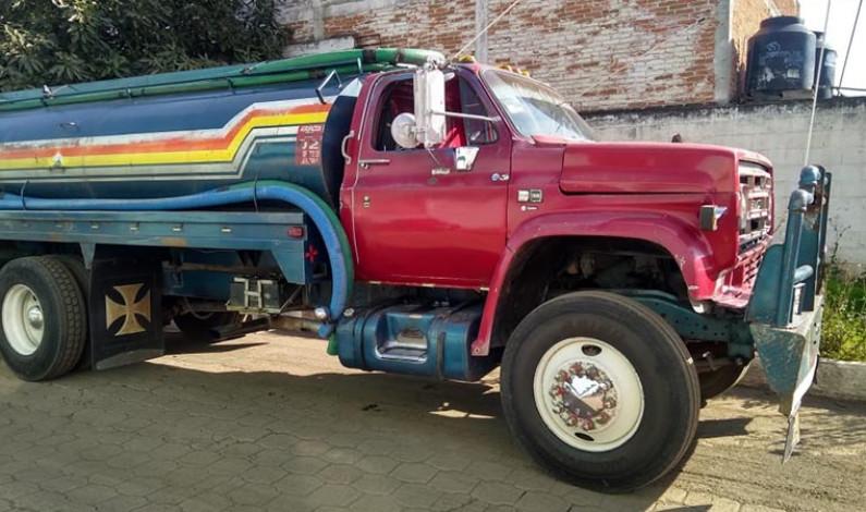 Localiza y asegura PGR pozo clandestino de agua potable en Texcoco