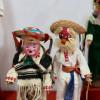 Exponen riqueza cultural de vestidos tradicionales mexiquenses