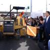 Arranca Juan Rodolfo combate de baches en calles de Toluca