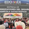 Beneficiados 10 mil 500 campesinos mexiquenses con seguro agrícola