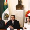Anuncia Juan Rodolfo reforzamiento de seguridad en Toluca