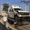 Roban ambulancia de Cruz Roja Metepec, la localizan y recuperan vía GPS, detienen a uno de los presuntos implicados